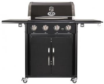 Outdoorchef CANBERRA 4G schwarz BBQ Gasgrill Grillstation 4 Brenner 18.131.27 - 3