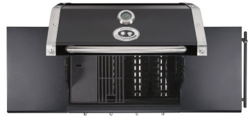 Outdoorchef CANBERRA 4G schwarz BBQ Gasgrill Grillstation 4 Brenner 18.131.27 - 6