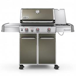 Weber Gasgrill Genesis E-330 GBS, Smoke Grey