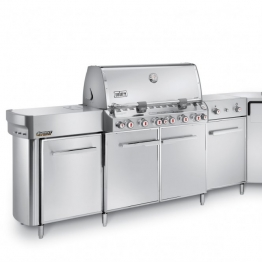Weber Gasgrill Summit Grill Center GBS